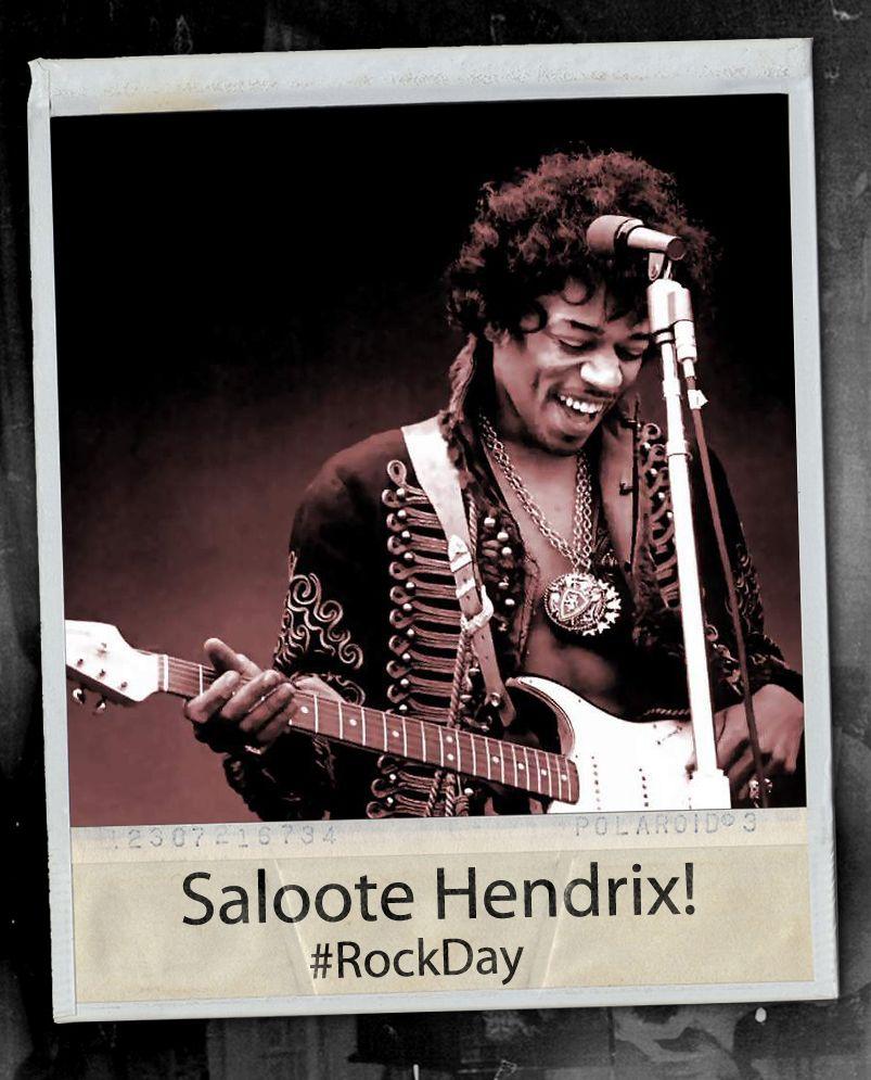 www.saloote.com @saloote Rock Day - 13, July.