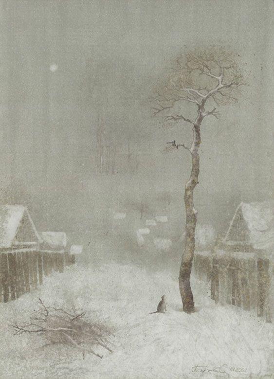 Winter - Sergey Pisarenko