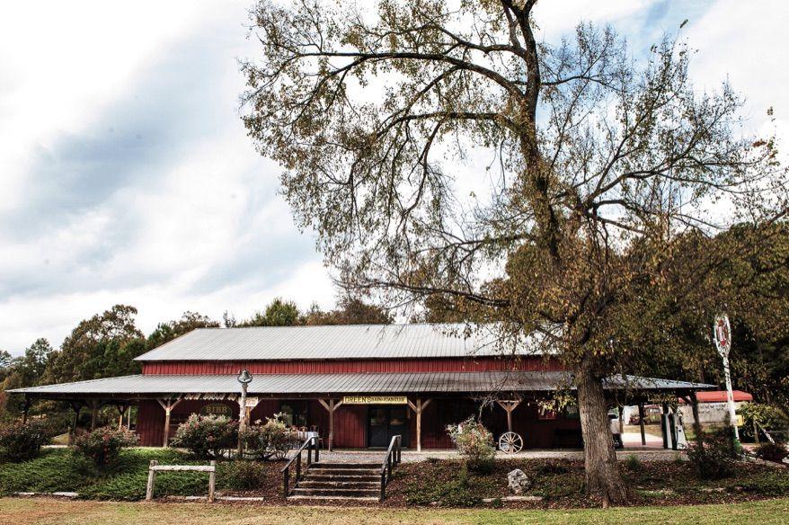Barn Wedding Venue in North Atlanta Georgia area with ...
