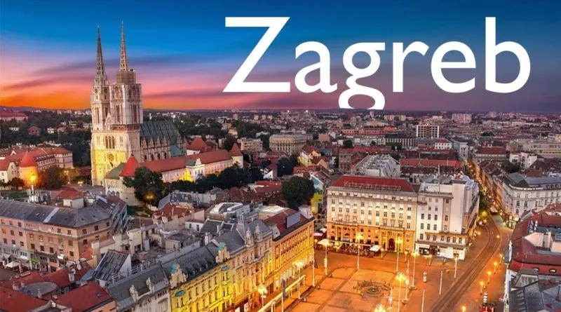 Bild Zagreb Amazing Day In Zagreb Croatia Besuche Zagreb Die Hauptstadt Von Kroatien In 2021 Zagreb Kroatien Hauptstadt