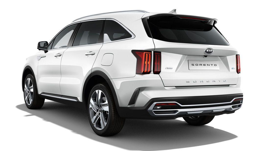 Neuer Kia Sorento 2020 Auch Als Phev Vierte Generation Des Suv Ab 41 419 Euro In 2020 Auto Motor Sport Brennstoffzelle E Motor
