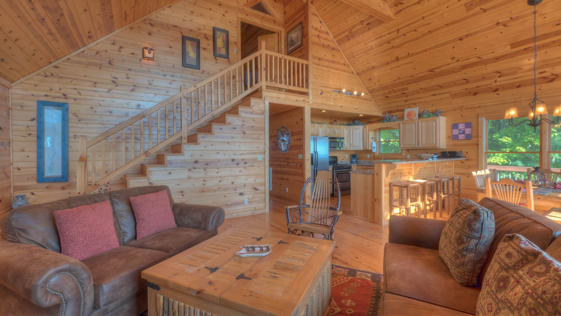 dreams chasing cabins pin rentals cabin pinterest ga ar house blue in rental ridge georgia