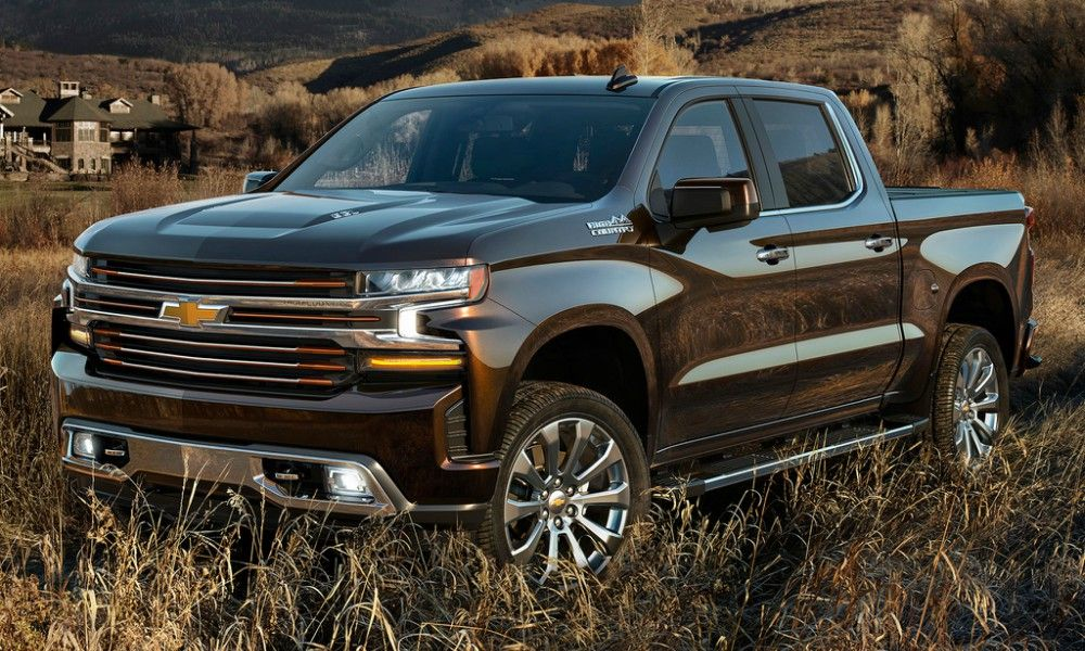 There S A New Chevy Silverado And Its 450 Lbs Lighter Has Diesel