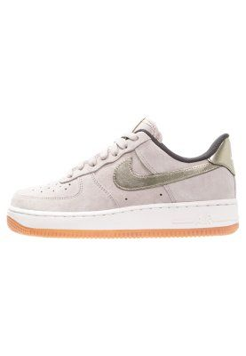 AIR FORCE 1 '07 PREMIUM - Sneakers laag - string/metallic gold grain -  Zalando.nl