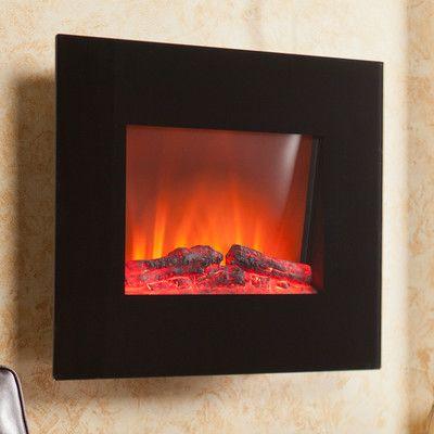 Wildon Home ? Becker Wall Mount Electric Fireplace WF3334