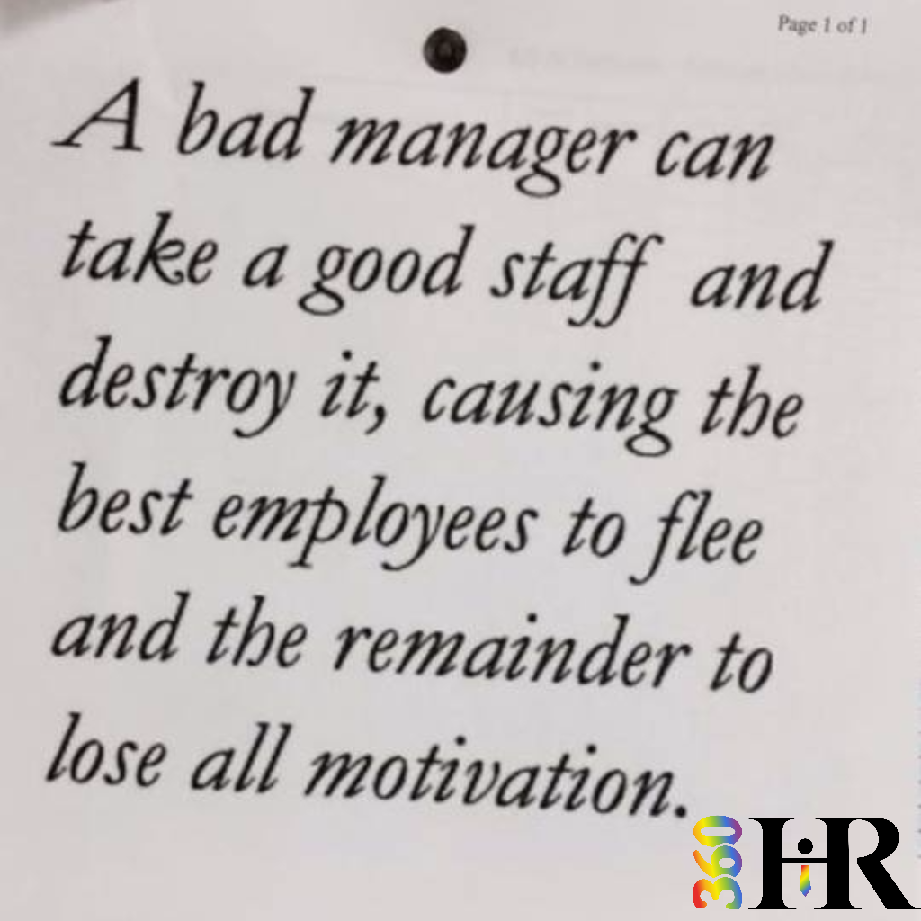 reason why employees quit their job their manager workplace 1 reason why employees quit their job their manager workplace culture