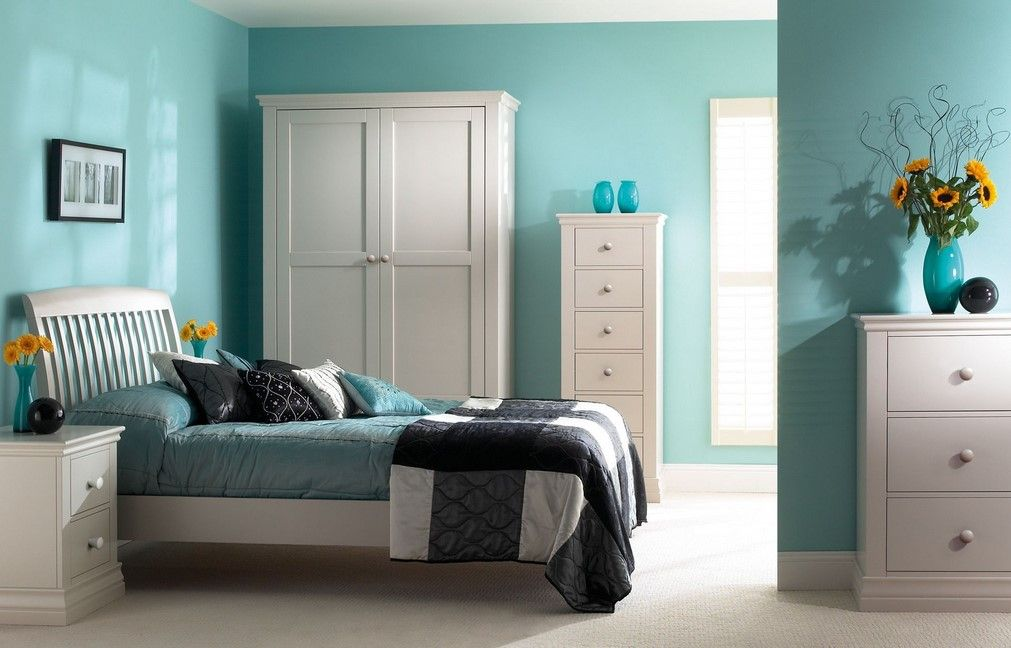 Turquoise Slaapkamer Accessoires : Turquoise room decorations colors of nature aqua exoticness