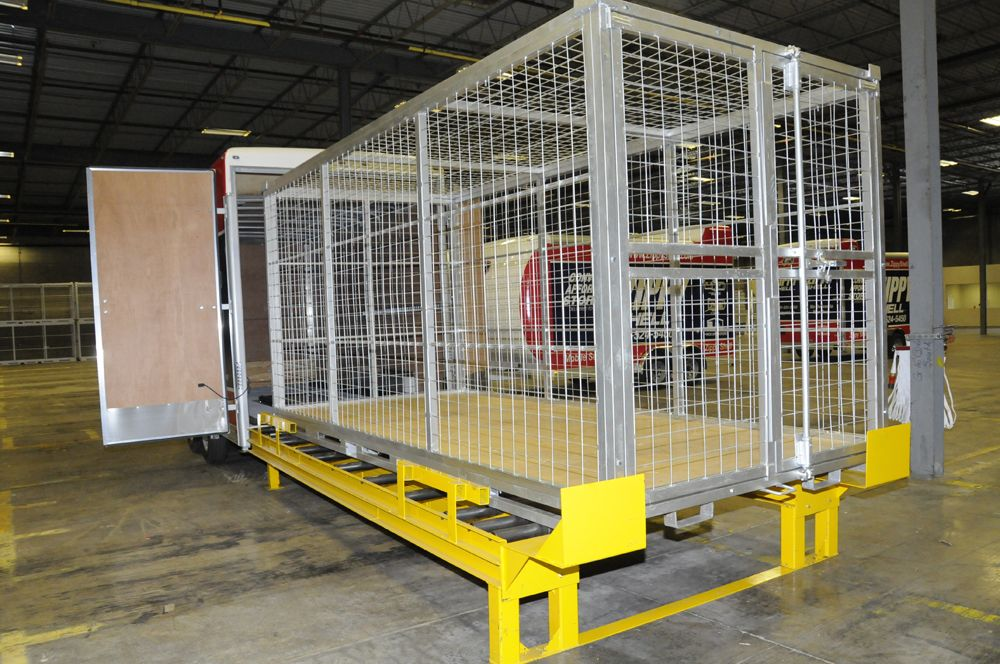 Genial How Zippy Shell Self Storage Containers Work: Zippy Shell Self Storage  Containers Start In The Warehouse. We Load The Portable Storage Container  Into A ...