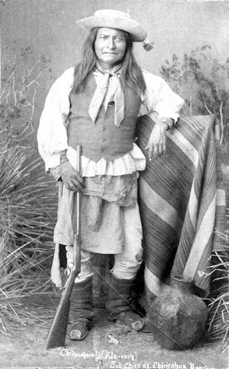 Chihuahua - Apache - 1883