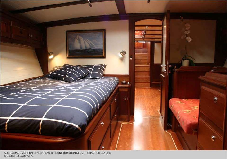 Classic Sailboat Interiors The Driving Force Of That High Performance Is Delivered Effectively