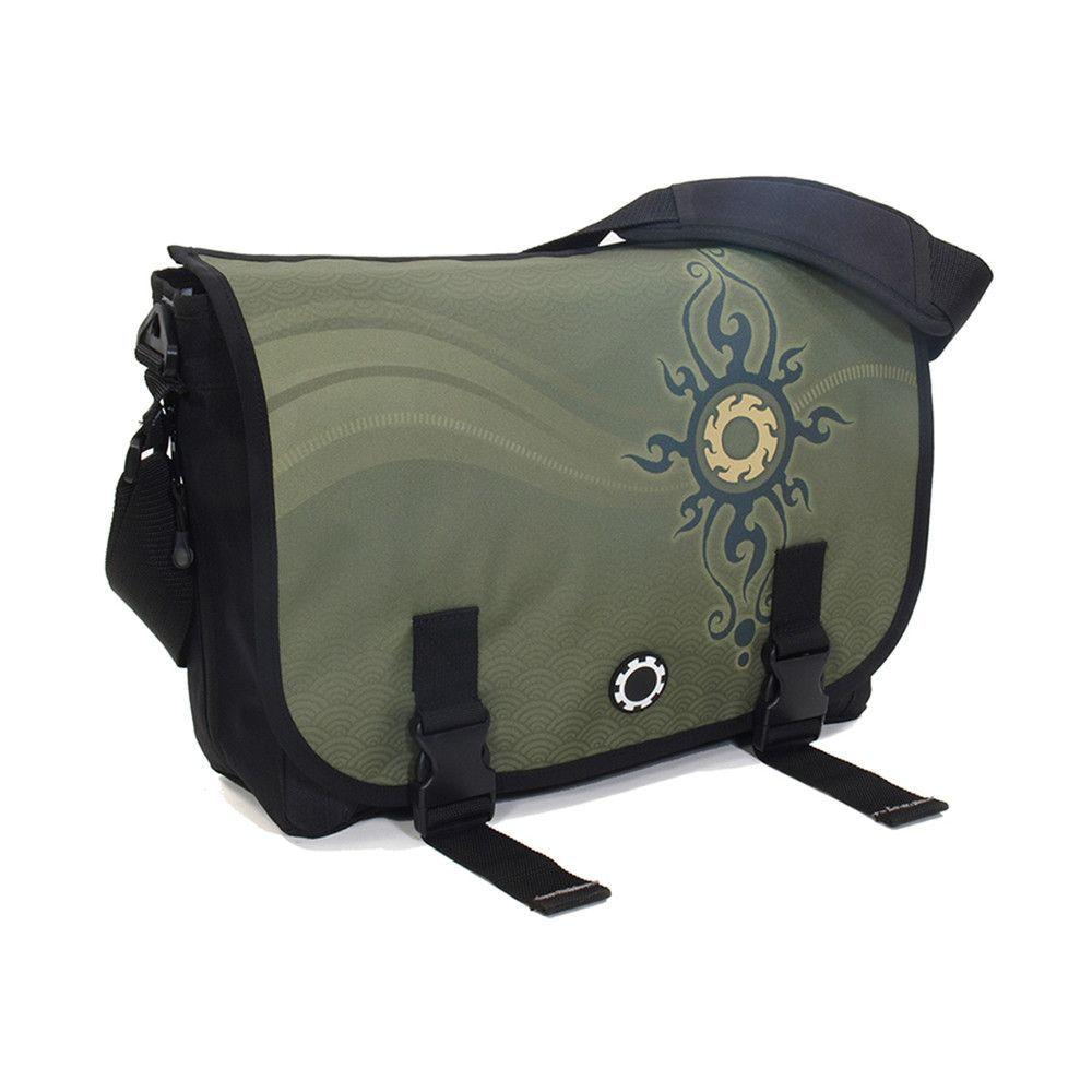 Messenger Diaper Bag - Graphics