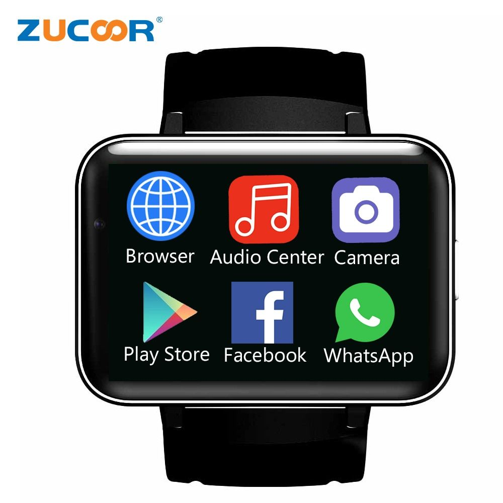 "2.2"" Big Screen Smart Watch ZW98 Smartwatch Bluetooth"