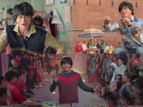 Fan Anthem 'Jabra Fan' Is Out And Shahrukh Khan Is Looking Cute As His Own #Fan-  #FanAnthem #Jabra #ShahrukhKhan #Bollywood #movie