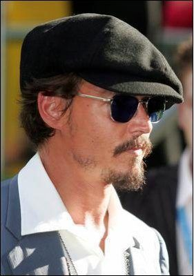 Johnny Depp Style - Grey Gray SPITFIRE APPLE CAP - Cabbie Newsboy Chauffeur  Hat  0d4138ea2ab