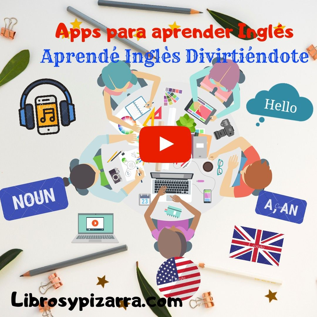 Aplicaciones Para Aprender Inglés Learn English Learning English Online Vocabulary
