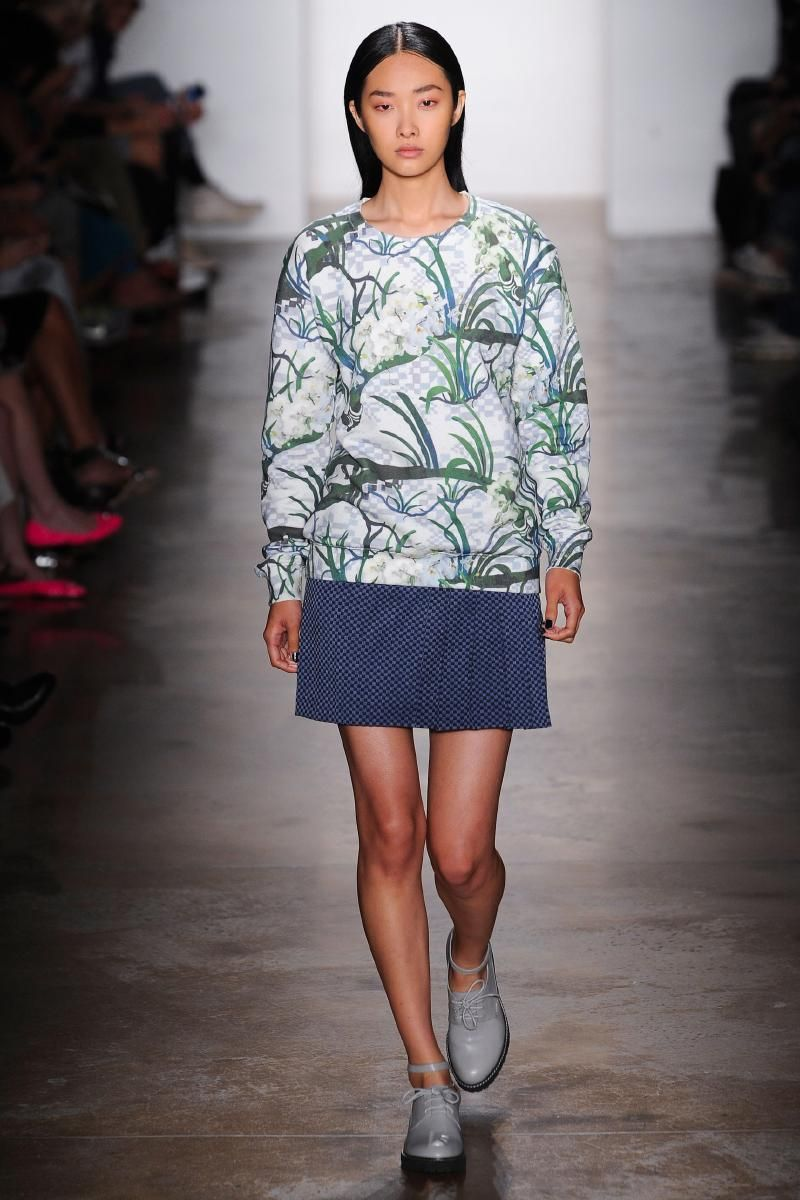Timo Weiland, New York, Spring 2014