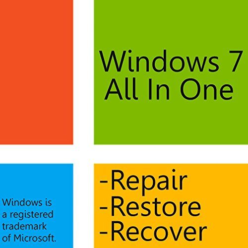 Windows 7 Home Premium 64 Bit Bootable Reinstall Recover