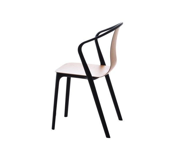 Belleville is an armchair by Ronan
