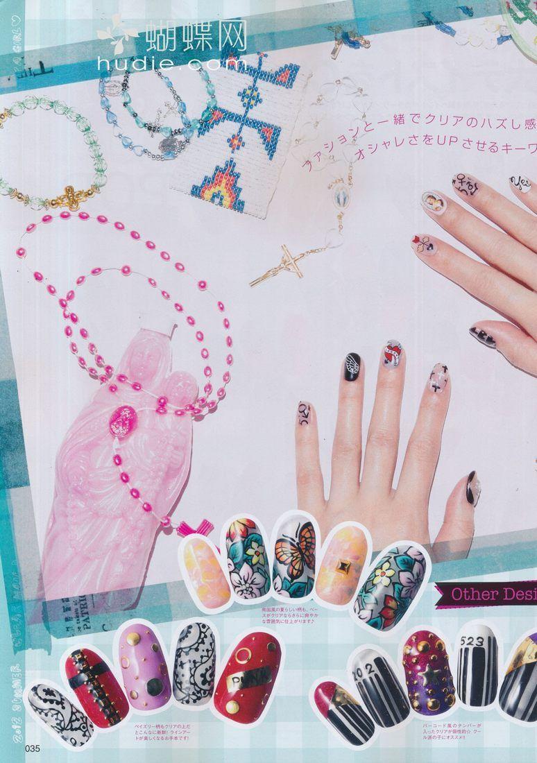 Nail venus 7/2012 | Nail Art | Pinterest | Venus, Kawaii nails and ...