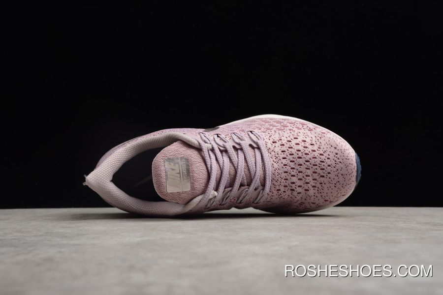 fc27b81f75d3 Nike Air Zoom Pegasus 35 Elemental Rose Barely Rose Women s Running Shoes  942855-601