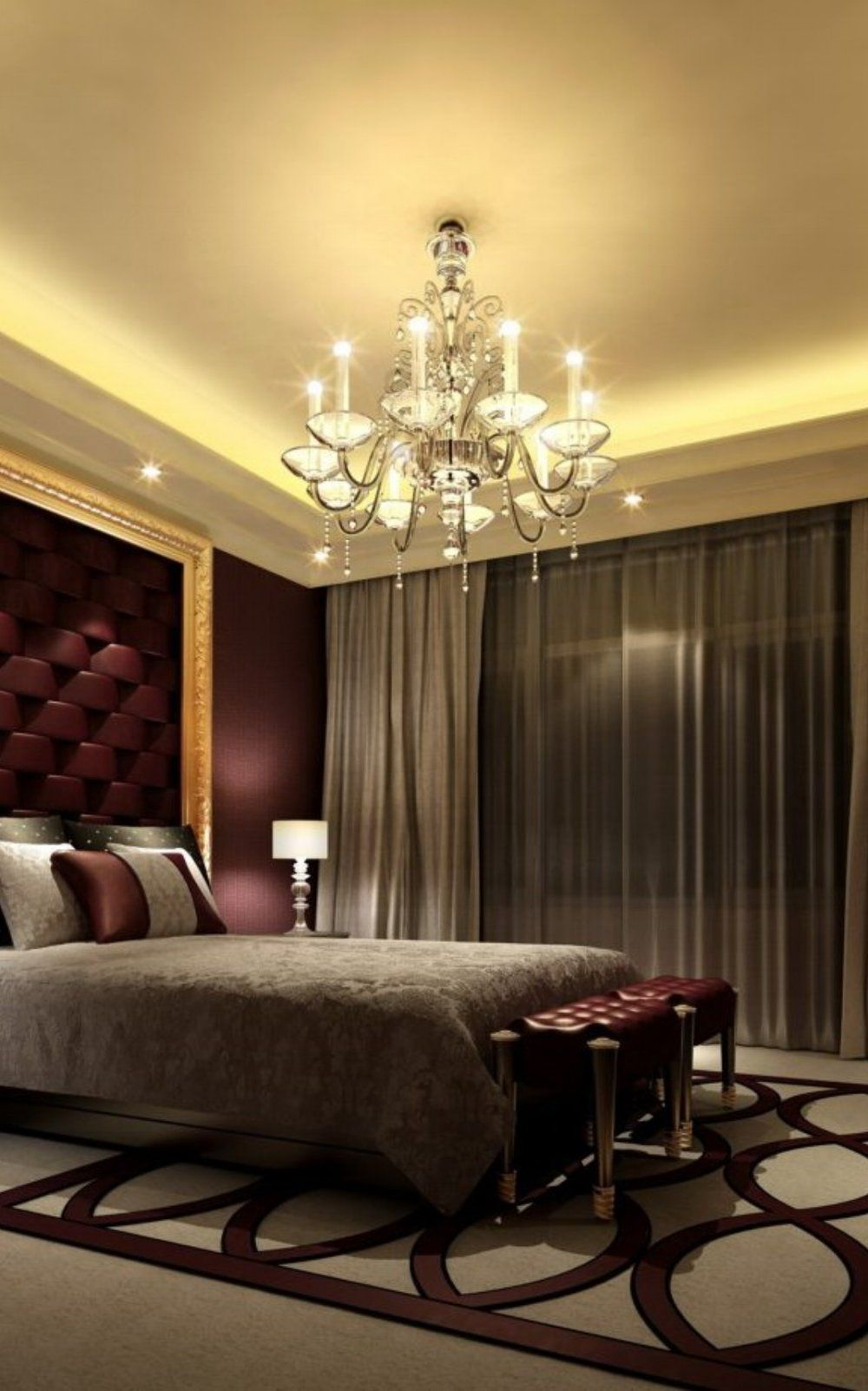 50 Gorgeous  Trending Bedroom Designs From Pinterest  Modern Endearing Classic Bedroom Designs 2018