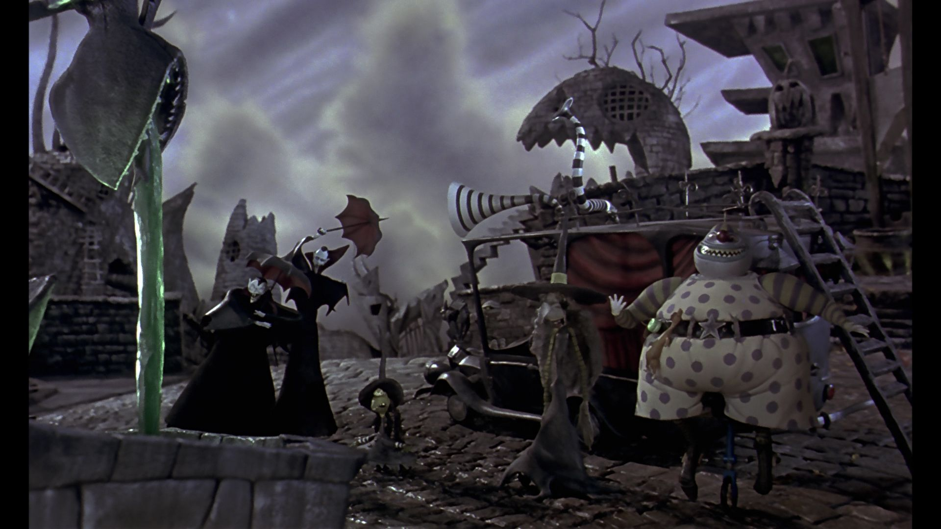 Horror and Art in Nightmare Before Christmas