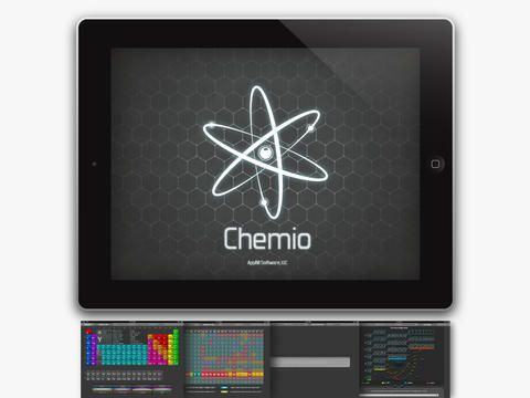 Chemio a students chemical reference on app store interactive chemio a students chemical reference on app store interactive periodic table solubility table molar urtaz Images
