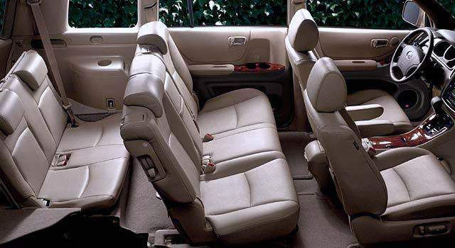 Toyota Highlander Seating >> Best Third Row Suv Of 2015 Toyota Highlander Cabin Seat