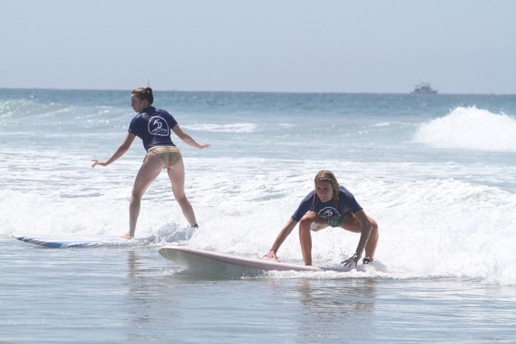 Surfing lessons in San Diego, my review and perspective.