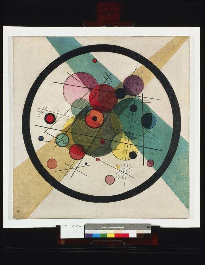 Top Five Bauhaus Art As Life Kandinsky Art Bauhaus Art Circle Art