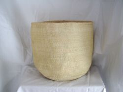 """$42 12""""x12"""" Sisal Basket - Aina Moja: """"One of a kind"""" gifts, African Crafts and Art"""