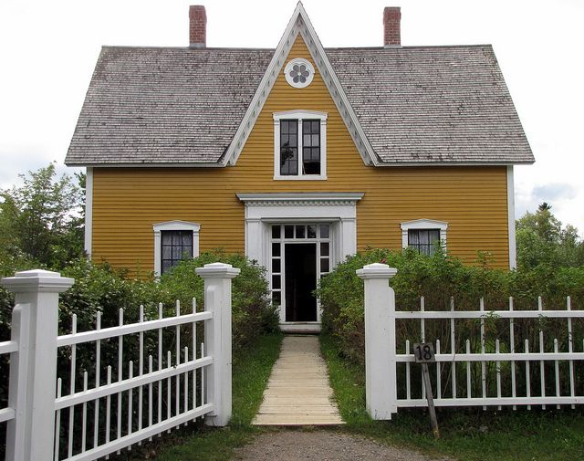 Gothic Revival Cottage Gothic House Cottage Exterior Cottage Homes