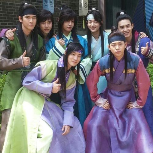 Taehyung (BTS) Hwarang | BTS ♥ | Hwarang, Taehyung, Korean