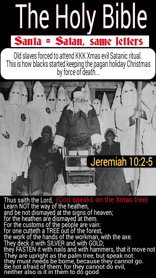 The Holy Bible: Jeremiah 10:2-4 Learn not the way of the heathen ...