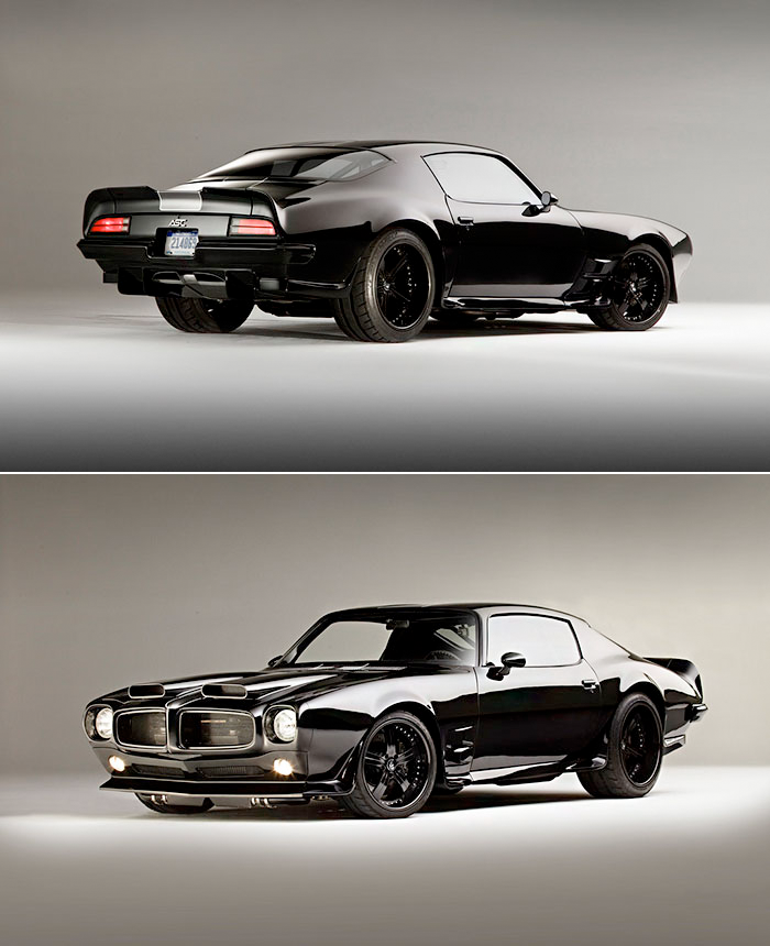 1970 Pontiac Firebird – Back when Pontiac was very Sexy ..(this is pretty much my dream car.-JS/HD)
