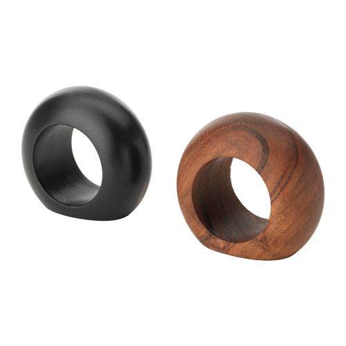 sittning napkin ring ikea thanksgiving rond de. Black Bedroom Furniture Sets. Home Design Ideas