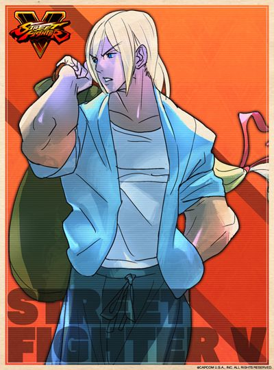 Street Fighter 5 Ken Profile Image Gallery Street Fighter Street Fighter 5 Street Fighter Art