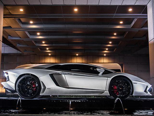 Lamborghini Aventador Jackie Chan Edition Coming to Beijing