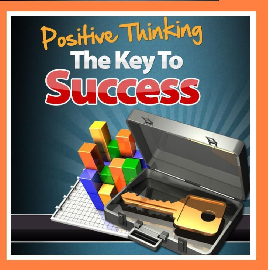 The Key To Success Pdf Ebook Positive Thinking Free Shipping Worldwide Libros