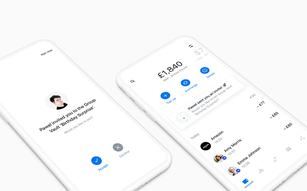 Revolut Review 2020 Guide To This Bank App Card Banking App Banking Services App