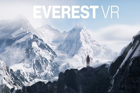 """Quote: """"Anyone with even the slightest bit of interest in mountain climbing will enjoy this..."""" We grab our pitons & pegs and climb Everest VR #Oculusrift #Virtualreality #VR https://www.virtual-reality-shop.co.uk/everest-vr-oculus-rift"""