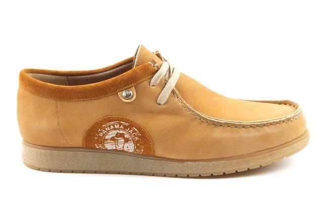 Zapatos casual PANAMA JACK  WALBY NATUR C4