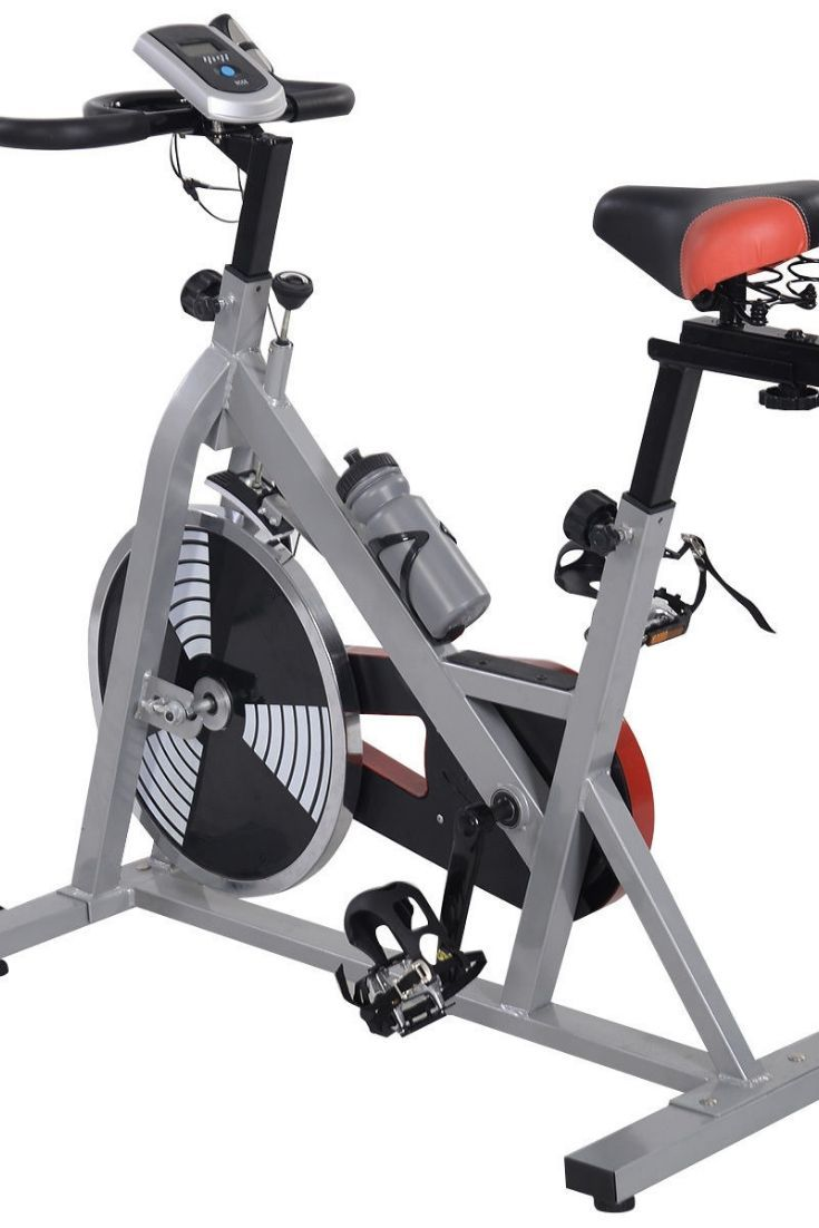 Goplus Exercise Bike Cycling Indoor Health Fitness Bicycle Stationary Exercising..., #bicycle #Bike...