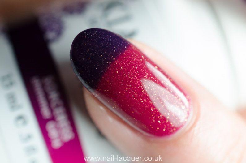 kiara-sky-ombre-gel-polish - sorceress | nails | Pinterest | Ombre ...