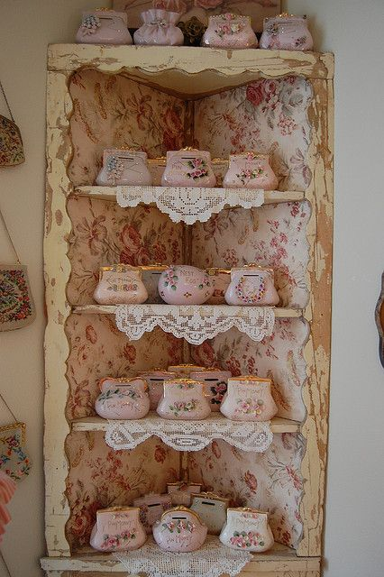 pin money bank collection pinterest shabby money bank and china cabinets. Black Bedroom Furniture Sets. Home Design Ideas
