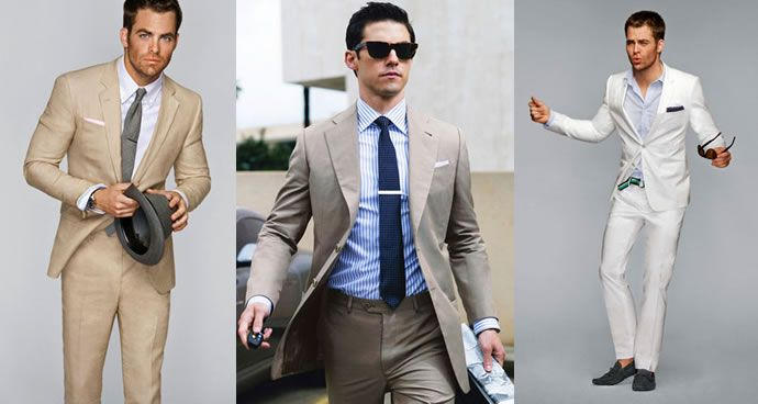 1000  images about Style. SPRING/SUMMER on Pinterest | Linen suit