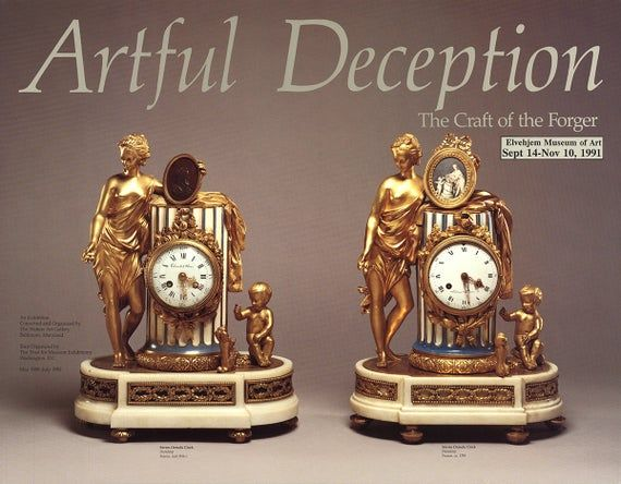 Artful Deception: The Craft of the For ger 18.5
