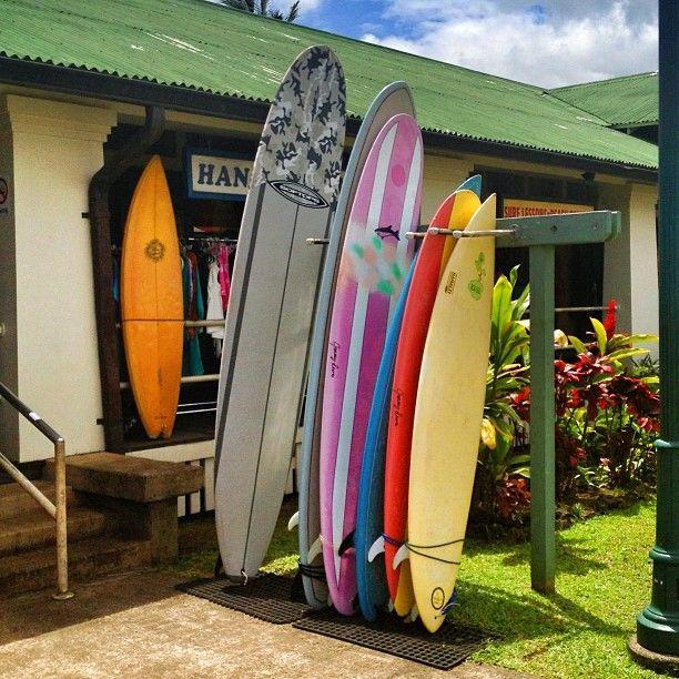 Hanalei Surf Shop Hanalei Surfing Surf Shop