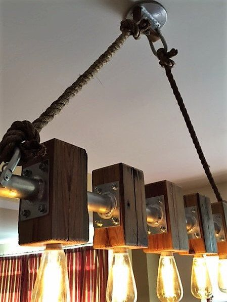 Table Lamps Living Room Industrial