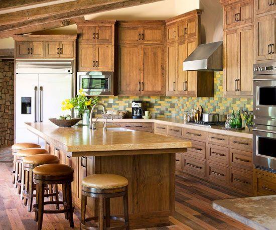 Small Dream Kitchens Smart Kitchen Home Kitchens Kitchen Design